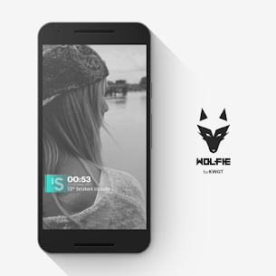 Wolfie for KWGT Apk [Paid] Download for Android 1