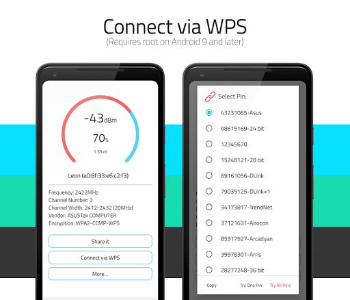 WiFi Warden - WiFi password sharing  Screenshots 14