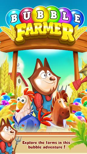 Bubble Shooter - Bubbles Farmer Game  screenshots 2