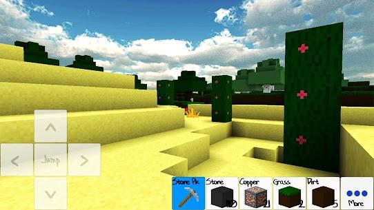 Cubed Craft  Survival Apk Son Sürüm 2021 2