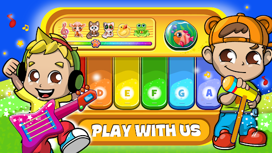 Vlad and Niki: Piano Kids screenshots 9