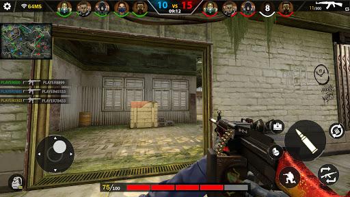 Real Commando Action Shooting Games - Gun Games 3D  APK MOD (Astuce) screenshots 6