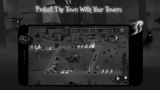 cemetery gates - tower defense screenshot 3