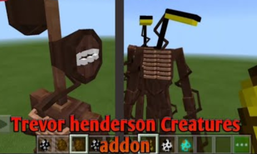 Trevor Henderson Creatures for Minecraft PE hack tool