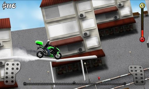 Pizza Bike Delivery Boy APK 1.165 (Unlimited Money) Download for Android 3