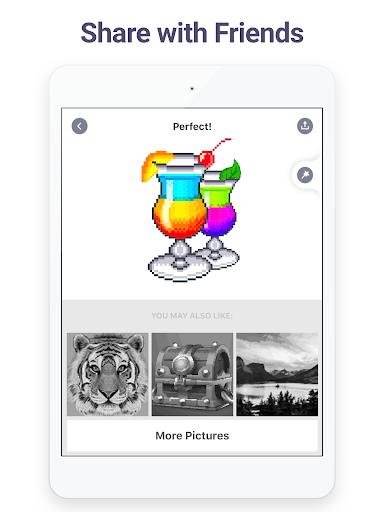 Pixel Art: Color by Number screenshots 14
