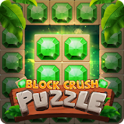 Jewels Block Crush - Free Puzzle Game