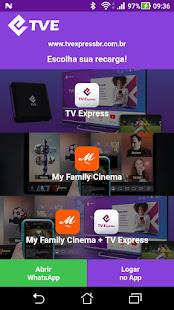 Tv Express Recarga Fácil 0.0.1 APK + Mod (Free purchase) for Android