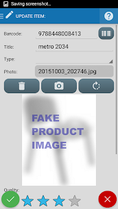 Inventory & Barcode scanner & WIFI scanner Apk (Paid) 6