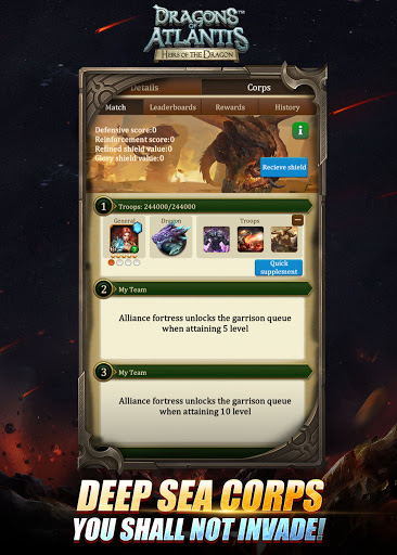 Dragons of Atlantis  screenshots 17