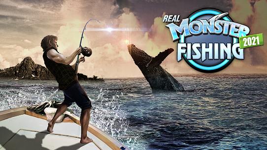 Monster Fishing 2021 MOD Apk 0.1.200 (Unlocked) 1