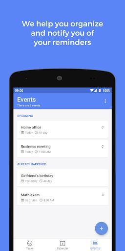 Calendar - Agenda, Tasks and Events  Screenshots 4