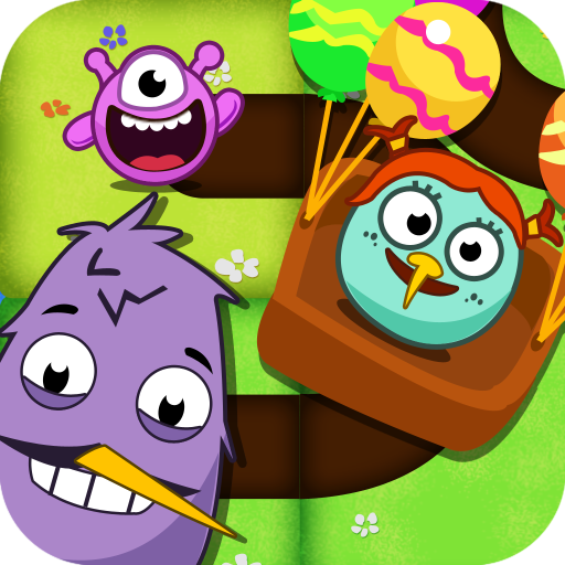 Crazy Monster Rescue For PC Windows (7, 8, 10 and 10x) & Mac Computer