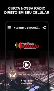 Web Rádio Evolução 1.1 APK +  (Unlimited money)