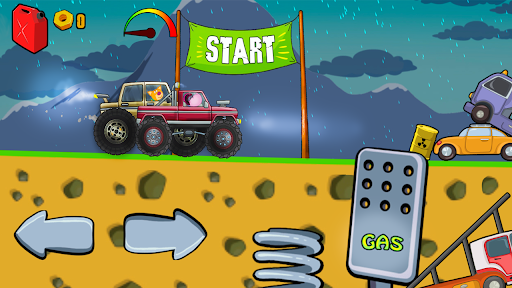 Kids Monster Truck  screenshots 1