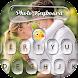 My Photo Keyboard - Emoji Keyboard, Fonts, GIF