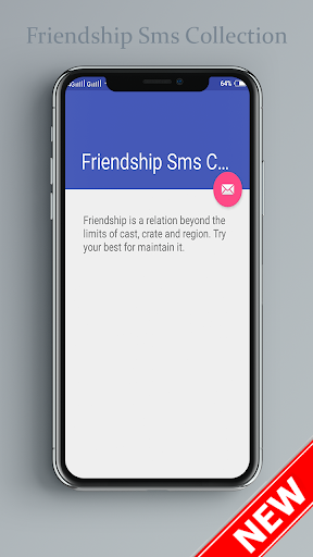 Friendship Sms Collection screenshots 2