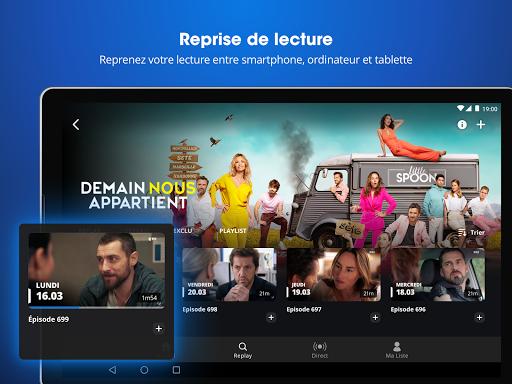 MYTF1 u2022 TV en Direct et Replay modavailable screenshots 14