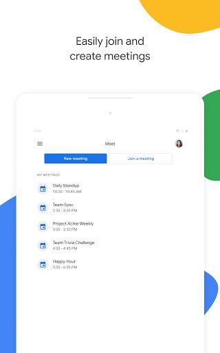 Google Meet android2mod screenshots 13