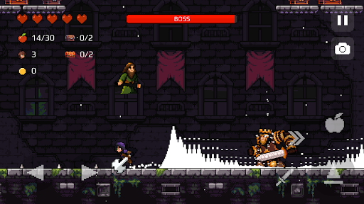 Apple Knight: Action Platformer  screenshots 5