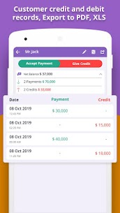 eKhata : Ledger Accounts, Financial Calculator 1.1 APK Mod for Android 3