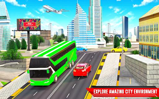 Euro Coach Bus Driving Simulator Bus Parking Games 25 Screenshots 2