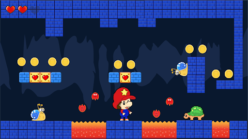 Super Dario World 2 - Jungle Boy Adventure 2020  screenshots 12