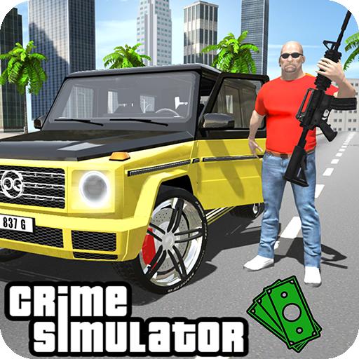 Real Gangster Crime Simulator Icon