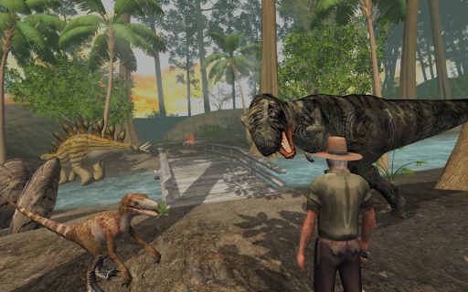 Dinosaur Safari: Online Evolution  screenshots 17