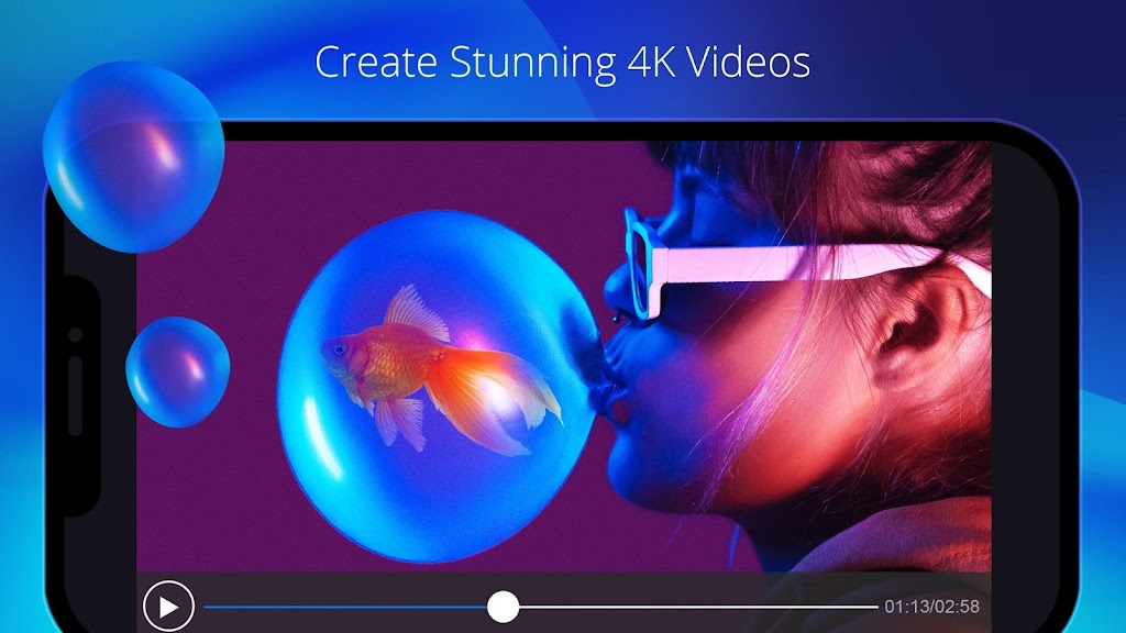 PowerDirector - Video Editor App, Best Video Maker  poster 0