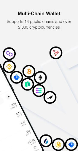 ONTO - Decentralized Cross-chain Crypto Wallet apktram screenshots 2