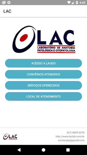 LAC  Screenshots 1