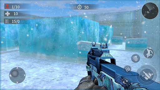 Gun Strike: Encounter Shooting Game- Sniper FPS 3D 2.0.3 screenshots 24