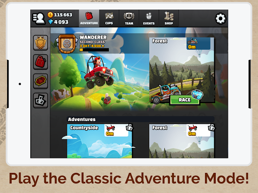Hill Climb Racing 2 1.39.1 screenshots 15