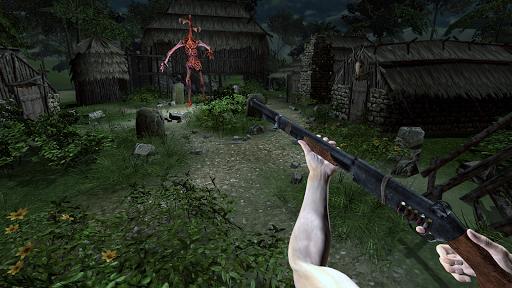 Scary Granny Head Games Horror Granny Games 1.1 screenshots 4
