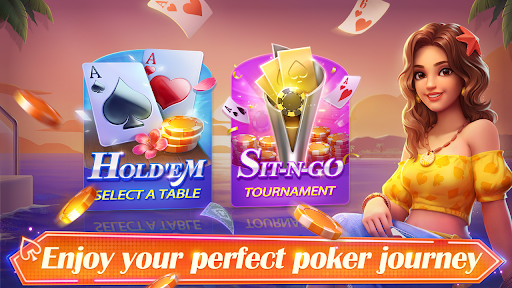 Poker Journey-Texas Hold'em Free Online  Card Game modavailable screenshots 1