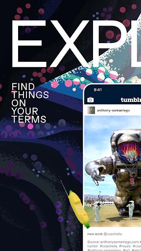 Tumblr u2013 Culture, Art, Chaos apktram screenshots 2