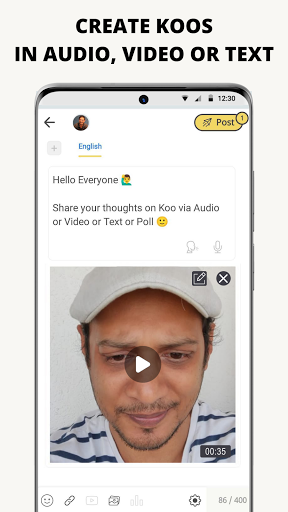 Koo: Connect with People! apktram screenshots 5