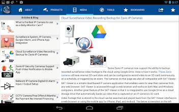 CCTV Camera Pros Mobile screenshot thumbnail