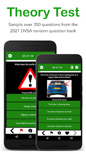 Driving Theory Test 4 in 1 2021 Kit Free 1.4.5 Screenshots 1