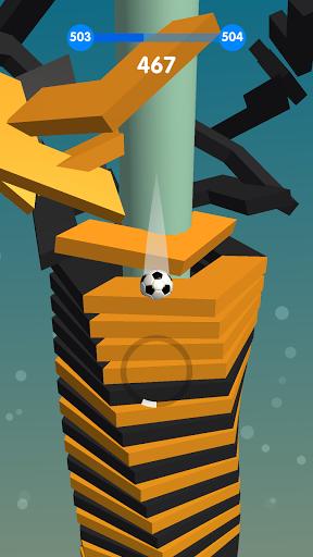 New Stack Ball Games: Drop Helix Blast Queue 1.0.2 screenshots 15