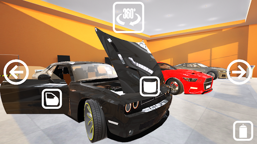 Muscle Car Simulator 1.4 Screenshots 2