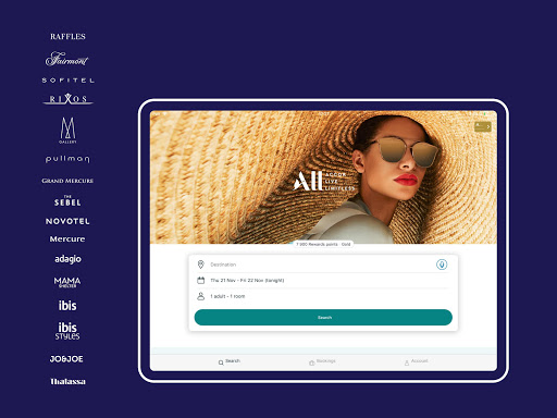 Accor All - Hotel booking  Screenshots 6