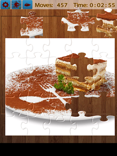 Desserts Jigsaw Puzzles 1.9.17 screenshots 9