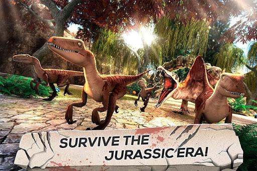 Jurassic Dinosaur Simulator 3D  screenshots 1