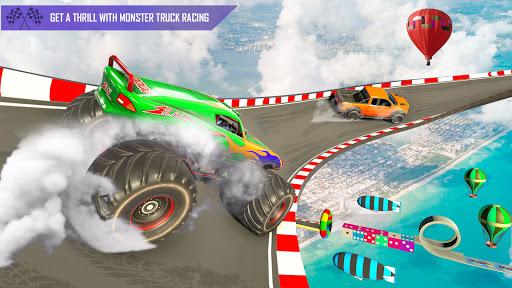 Crazy Car Stunts 3D : Mega Ramps Stunt Car Games 1.0.3 Screenshots 6