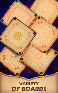 Carrom Friends : Carrom Board & Pool Game 1.0.33 Screenshots 5