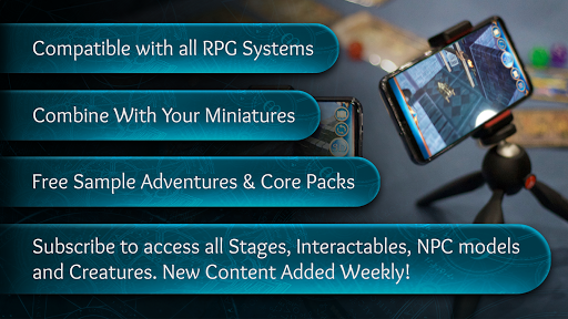 Ardent Roleplay - AR for Tabletop RPGs 1.7.5.4 screenshots 8