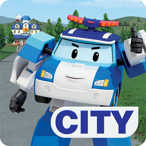 Robocar Poli Games: Kids Games for Boys and Girls