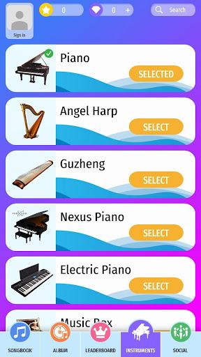 Piano Beat: Tiles Touch 5.3 screenshots 4